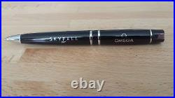 Brand New Omega James Bond 007 SKYFALL Boxed Pen VERY RARE & COLLECTABLE