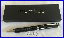 Brand New Omega James Bond 007 Spectre Boxed Pen VERY RARE & COLLECTABLE