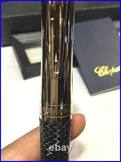CHOPARD Superbe Stylo rollerball Racing GOLD VINTAGE limited Edition NEW RARE