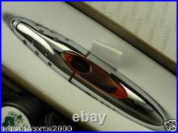 CROSS Made in the USA Rare ION Gel Pen METAL RED No Longer made NEW