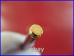 Cartier Must Fountain Pen With 18K Gold Nib Very Rare Complete Set