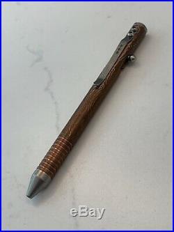 Fellhoelter Triple Aught Design TiBolt TOPO Rare OOO Edition Copper & Ti