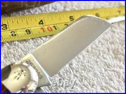 Great Eastern Cutlery Tidioute 253208J (GEC 25) Little Jack Rare Prototype Knife