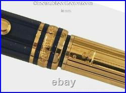 MONTBLANC Ramses II N 144 Lapis Lazuli Fountain Pen 1995 New Complete