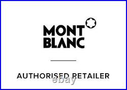 Mont Blanc StarWalker Metal/Rubber Ballpoint (8857) Brand New. Rare Pen