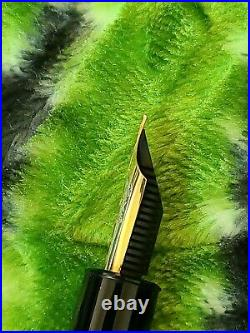 Montblanc Meisterstück RARE Tri-Color 14C Nib, Ebonite Feed. Very Good Conditio