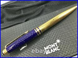 Montblanc Ramses II Ballpoint Pen Lapis New In Box 20164 Very Rare Pen