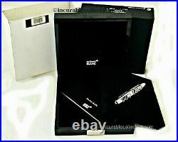 Montblanc Skeleton 333 Platinum P Limited Edition N. 69 Fountain Pen 2001