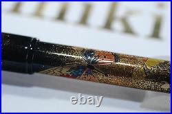 Namiki Yukari size fountain Pen Butterfly rare, new