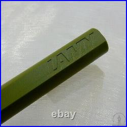 New Old Stock & Flawless Very Rare 1980 Lamy Safari Savannah Green Fountain Pen