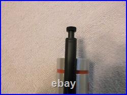 New Rare Rotring Lambda Matte Black Ballpoint Pen