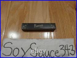 New Supreme X Kaweco Sport Rollerball Pen White Box Logo Fw13 Rare