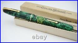 Nos Rare Conway Stewart 115, Brilliant Green, Ink Pencil, In Box With Sticker