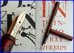 Onoto 7070 LEVER HR Fountain Pen 1920's 14K F/M Flex Nib. N. O. S. MINT RARE