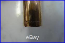 Parker 51 Aerometric 12K 1/10 Gold Filled Rare Teal 14K nib USA Vintage