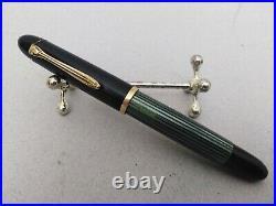 Pelikan 140 Fountain Pen 14k Gold KM Nib Rare Vintage