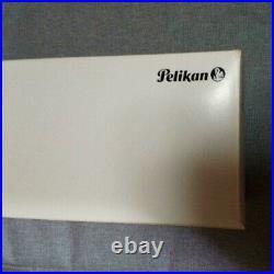 Pelikan M805 Demonstrator SOUVERAN Fountain Pen Nib Size F From Japan Rare NEW