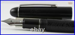 Platinum Limited Edition Maki-a Tiger In A Dark Night Fountain Pen Rare Model