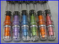 RAREFirst Color TWSBI DIAMOND 580 AL Orange SE Fountain Pen M nib most scarce
