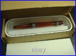 RARE DiscontinuedTWSBI Vac 700 Amber Fountain Pen SEALED3 nib Size EF/F/M