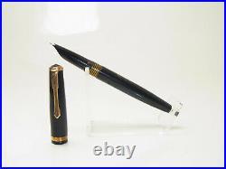 RARE German OSMIA VF Pistonfiller Fountain Pen Flexy & Hooded B Nib