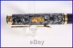 RARE Pelikan M815 Wall Street Limited Edition Fountain Ballpoint Pen Set 18K Nib