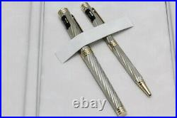 RARE! Sheaffer TARGA 1090 FRED Jewelers Force 10 Fountain Pen & Ballpoint Set