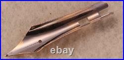 Rare 14k (not 18k) Parker Centennial Duofold Nib, #31, Fine, c1980s