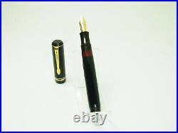 Rare 1940´s SOENNECKEN 118 (Export) Fountain Pen Flexy 14ct M Nib M to BB
