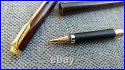 Rare & Beautiful Thuya PARKER 180 Fountain Pen. 14k Nib