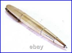 Rare Dunhill Motorities for Maybach Torpedo Silver Ballpoint Pen NEW #33536
