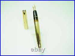 Rare Early 50´s MONTBLANC 744 Meisterstück Fountain Pen FLEXY 14ct OM Nib