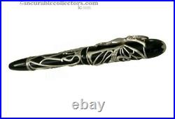 Rare New Montblanc Andrew Carnegie Patron Of Arts Le 4810 Fountain Pen 2002