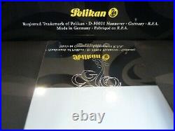 Rare Pelikan Kuala Lumpur M800 Fountain Pen 1998 -limited Edition