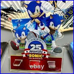 Rare SEGA Sonic the Hedgehog Goods Bulk Sale Key chain, pen case, etc