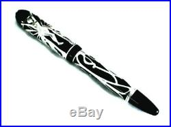 Rare Sealed Montblanc Andrew Carnegie Patron Of Arts Le 4810 Fountain Pen 2002