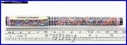 Rare Waterman Forum Fountain Pen in potpourri design with M-nib (from the 1980s)