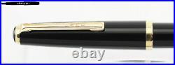 Rare & vintage Lamy 27 Piston Fountain Pen in Black Gold with 14K B-nib (1950's)
