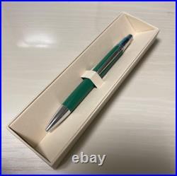 Rolex BALLPOINT PEN Green Color Rare Unused New