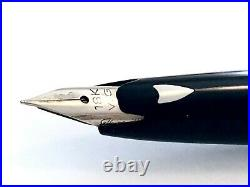 Sailor 18K WG fountain pen 70's unused very rare from Japan