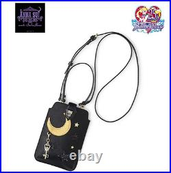 Sailor Moon×ISETAN 25th ANNA SUI Multi Case black sold out rare
