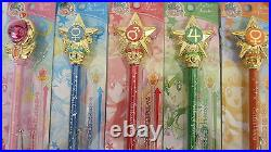 Sailor Moon Miracle Romance Pointing ball pen set RARE AND ORIGINAL 20th anivers