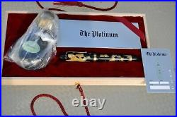 The Platinum, Rare Vintage Limited Edition Fountain Pen
