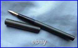 Ultra Rare, Antique Imperial Eyedropper Fill, Fountain Pen, Flexy 14k Nib, 1910