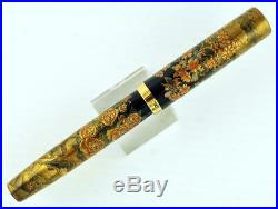 Very Rare 2005 Dunhill Namiki Maki-e Sakura Rose Fountain Pen New Boxed