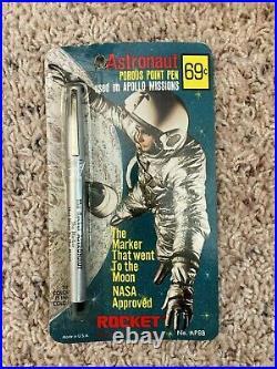 Vintage Authentic Space Pen Buzz Aldrin Apollo 11 Very Rare