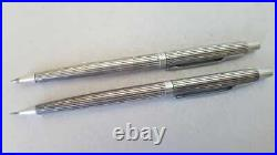 Vintage Parker Classic Ambassador Ball Pen and Pencil RARE Set NOS! (S303)