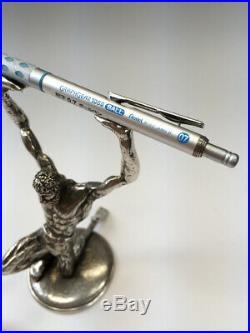 Vintage Pentel Graphgear 1000 Ballpoint Pen 0.7mm BK1017 Japan NOS (rare+++++)