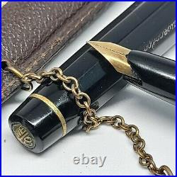 Vintage Rare Kaweco Sport V16 Fountain Pen 14k F Nib & Kaweco Ballpoint Pen