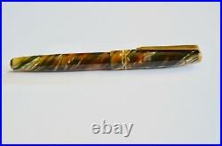 Vintage Rare! Lloyd Celluloid Fountain Pen, Lloyd 14 Karat Gold Nib